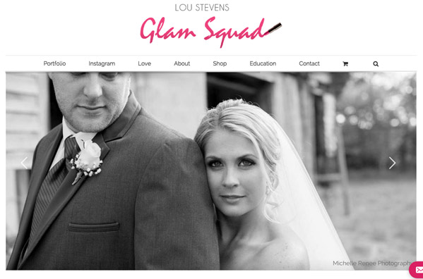 website-design-richmond-virginia-glam squad