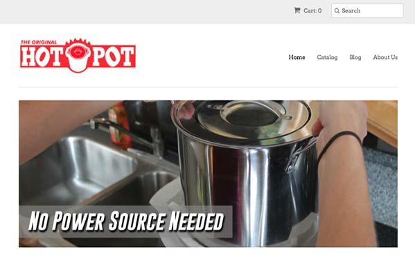 website-design-richmond-virginia-hot-pot