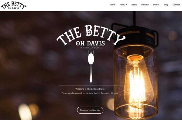 website-design-richmond-virginia-the-betty-on-davis
