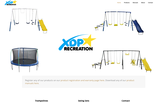 website-design-richmond-virginia-xdp-recreation