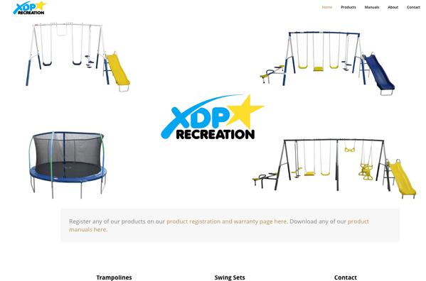 website-design-richmond-virginia-xdp-recreation
